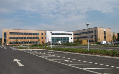 Hoe Valley School moves into brand new building